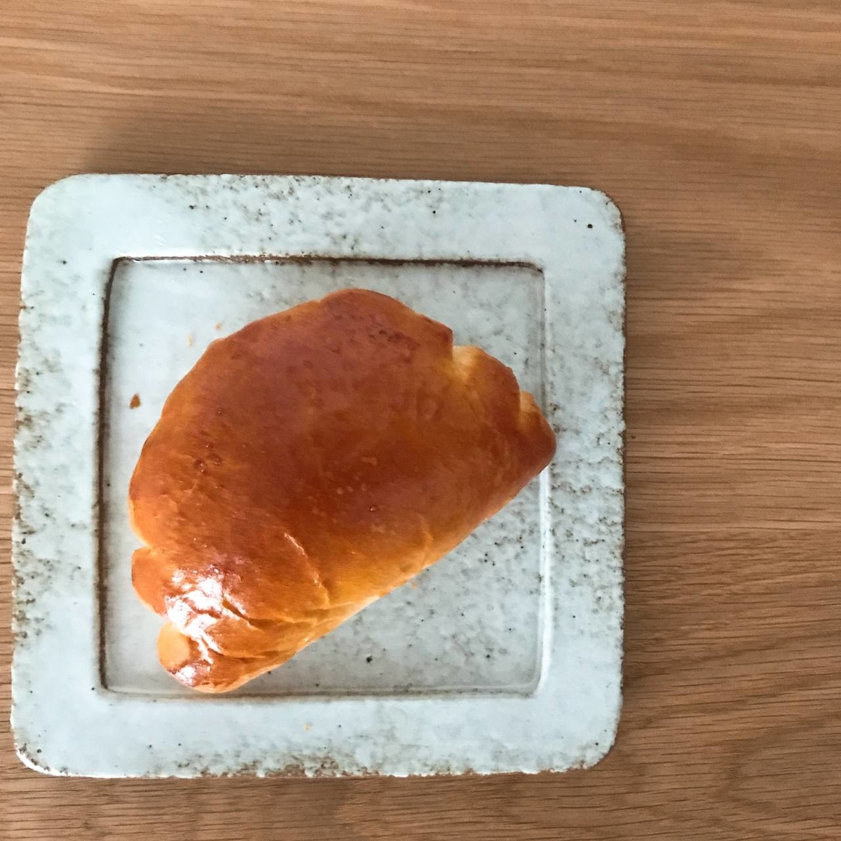 クリームパンの写真