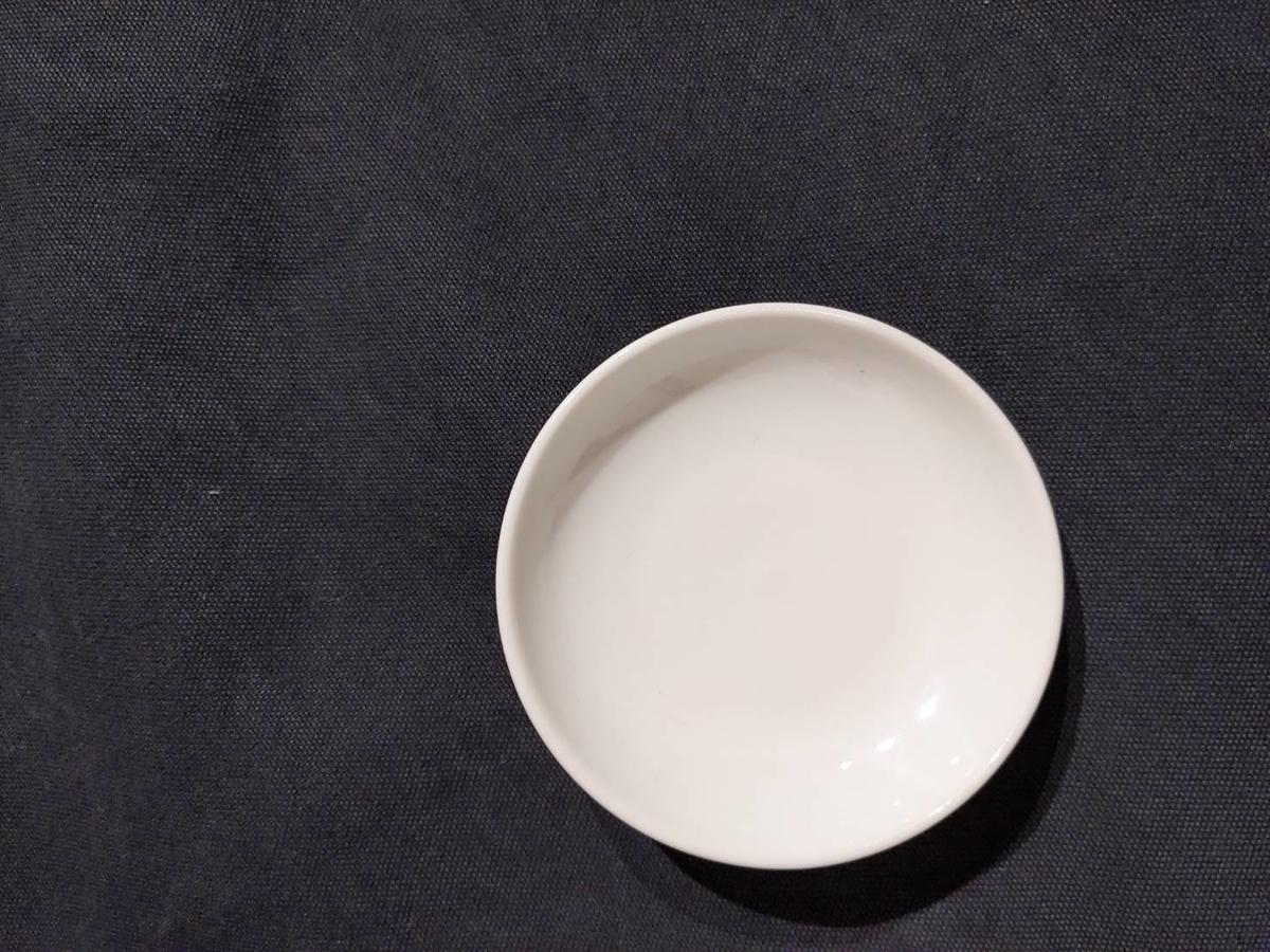 小皿の写真