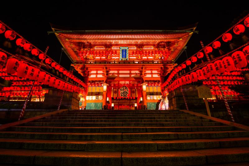 京都新聞写真コンテスト 「朱」