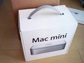 [Mac]Intel Mac miniが来た♪