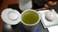 [旅][茶][菓子]心斎橋の緑茶喫茶「ととやとや」