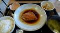 [旅][食]福岡渡辺通の定食屋、梅山鉄平食堂