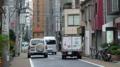 [散歩]ぐうぜん見かけた近江屋洋菓子店のトラック