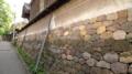 [旅]寺町の石垣