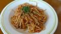 [食]ソニービルのゆで上げスパゲッティ専門店「あるでん亭」