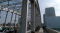 [散歩]かちどき橋