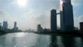 [散歩]佃大橋からの眺め