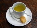 茶][菓子]うおがし銘茶築地新店、茶の実倶楽部