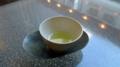 [茶][菓子]うおがし銘茶「茶・銀座」2階、シェフ・ナカギリのこもれびパイ