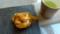 うおがし銘茶「茶・銀座」2階、シェフ・ナカギリのこもれびパイ