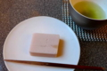 [茶][菓子]うおがし銘茶「茶・銀座」2階、新潟大阪屋「雪國」