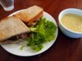 [食][茶]江古田駅北口のバールイタリアーノ、パーラー江古田