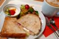 [旅][食]広島アンデルセンのハムチーズセット