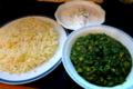 [食]西新宿の南インド料理、COCHIN NIVAS