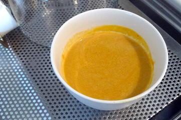 バターナッツかぼちゃでポタージュスープ