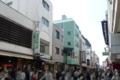 [散歩]買い物客で賑わうチャーミングセール中の横浜元町
