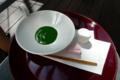 [茶][菓子]うおがし銘茶「茶・銀座」、春茶会