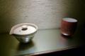 [茶][菓子]うおがし銘茶「茶・銀座」、2階