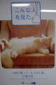 [日常]東京メトロ、マナーポスター〜こんな人を見た。