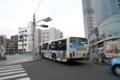 [散歩]押上の東京スカイツリーと都バスペイント