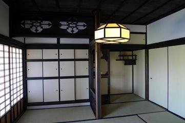 お茶の郷博物館〜縱目楼