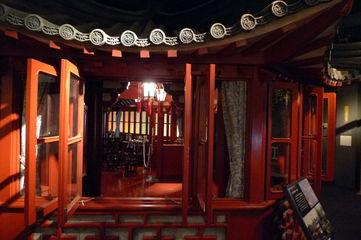 お茶の郷博物館〜中国上海の湖心亭