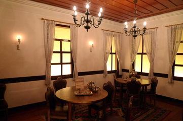 お茶の郷博物館〜トルコ アンカラのレストラン