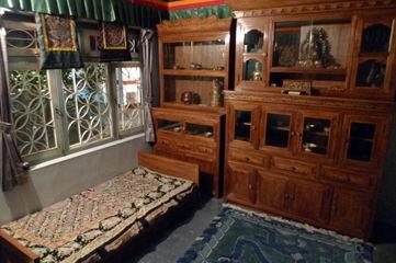 お茶の郷博物館〜ネパール、チベット民族の民家