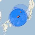 [非日常]福井の原発銀座から300km圏