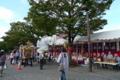 [散歩]代々木公園、神南宇田川睦会祭り