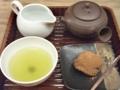 [茶][菓子]うおがし銘茶築地新店、茶の実倶楽部