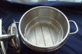 [日常][食]お気に入りラゴスティーナ圧力鍋。5Lで軽量2kg&コンパクト収納♪