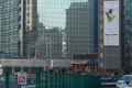 [散歩]新橋の新環状2号線建築で移転した日比谷神社
