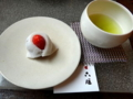 [茶][菓子]茶・銀座 2012 TEAマラソン、GOALは銀座 茶銀座壱&銀座六雁いちご大福