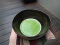 [茶][菓子]うおがし銘茶「茶・銀座」3階、ことのは強火仕上