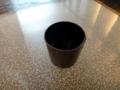 [茶][菓子]うおがし銘茶「茶・銀座」2階煎茶席、千代の光酒造「千代の光」
