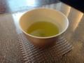 [茶][菓子]うおがし銘茶「茶・銀座」2階煎茶席、新茶の天下一