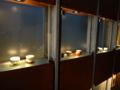 [茶][菓子]うおがし銘茶「茶・銀座」2階煎茶席