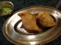 [食]東銀座の南インド料理、Dharmasagara