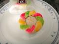 [旅][菓子]那覇国際通りの新垣ちんすこう本舗、千寿糕(せんじゅこう)