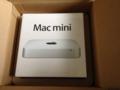 [Mac]Macmini到着