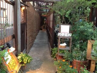 押上のカフェとカレー、SPICE Cafe