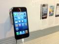 [散歩]渋谷SoftBankでは早速iPhone 5 展示