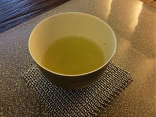 うおがし銘茶「茶・銀座」2階、煎茶は茶銀座壱