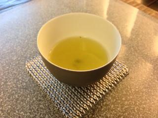 うおがし銘茶「茶・銀座」2階煎茶席、はんなり