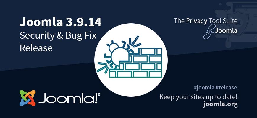 Joomla 3.9.14 Release