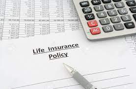 生命保険申込書のイメージ