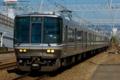 [鉄道][223系]223系2000番台 塚本〜尼崎間にて