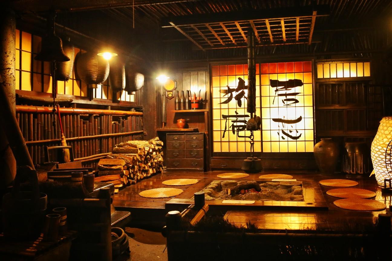 熊本県黒川温泉の旅館