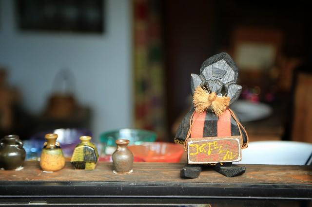 阿蘇神社のコロボックルさん